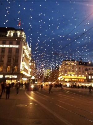 Изделие из меха Christmas in Zurich » Меховая коллекция 2017