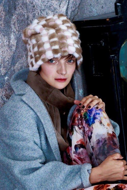Изделие из меха Пост релиз съёмки новой коллекции FurLand F/W 2014 15 » Меховая коллекция 2017